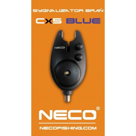 Sygnalizator brań Cx5 Blue