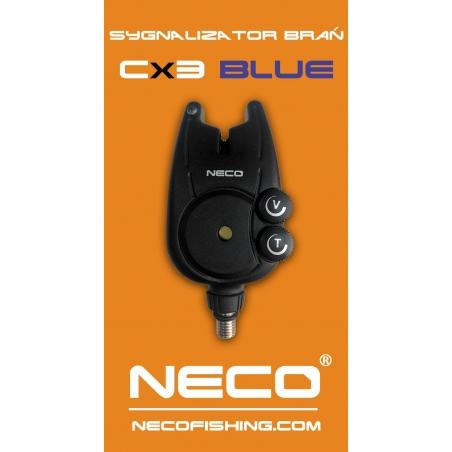 Sygnalizator brań Cx3 Blue